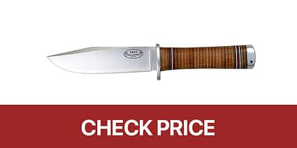 2-FALLKNIVEN-NL4-FINE-EDGE-FIXED-BLADE-KNIFE
