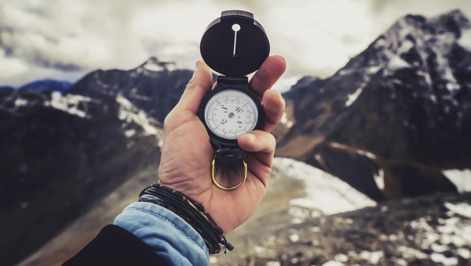Navigation and compass sighting