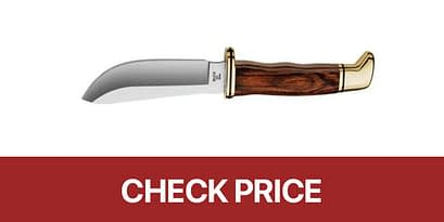 9-Buck Knives 0103 Skinner Fixed Blade Knife